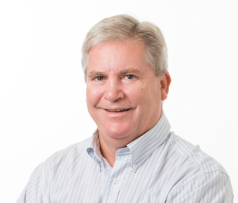 Image of Geoff McNamara Manager of Stratacare Australia's Sunshine Coast office.